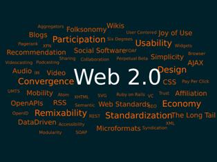 От статических страниц к Вебу 2.0