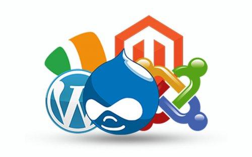 CMS для разработки и поддержки сайтов