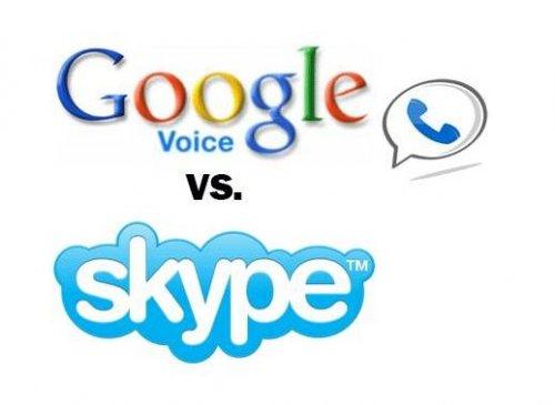 Google бросает вызов компании Skype