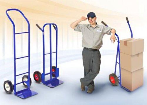 Характеристики и применение двухколёсных тележек