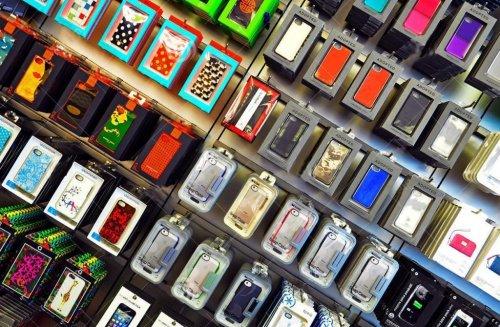 Где приобрести аксессуары для телефонов?