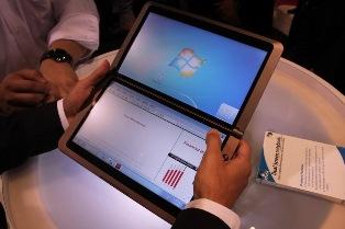 MSI выпустит планшеты с Windows 7 и Android