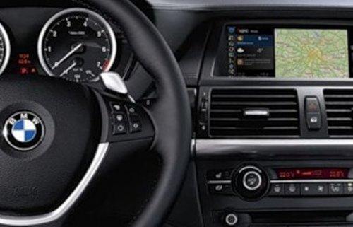 Онлайн-сервисы Яндекса в бортовых компьютерах для BMW