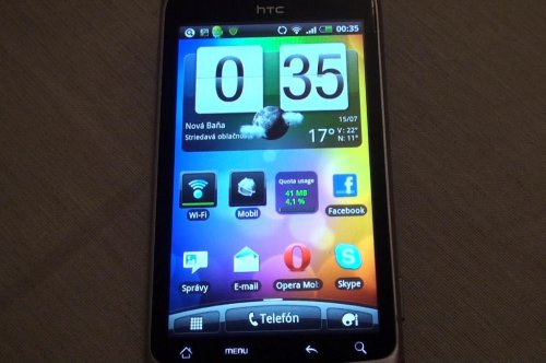 HTC уведомила о выходе обновлений Андроид 2.3 для Incredible S и Desire HD