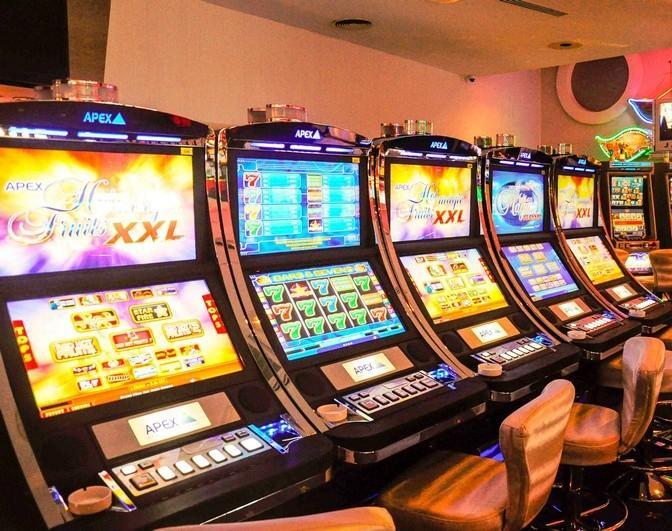 Бесплатно игровые автоматы сейчас