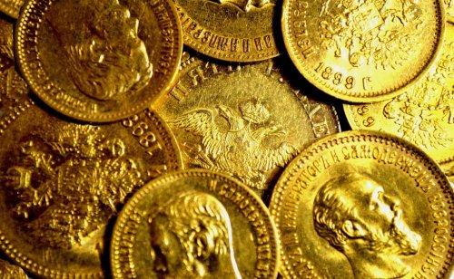 Как определить ценность золотой монеты