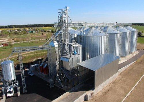 Зерновой элеватор: его составляющие и принцип работы